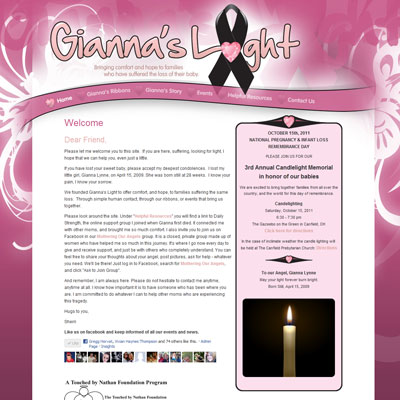 GiannasLight.org